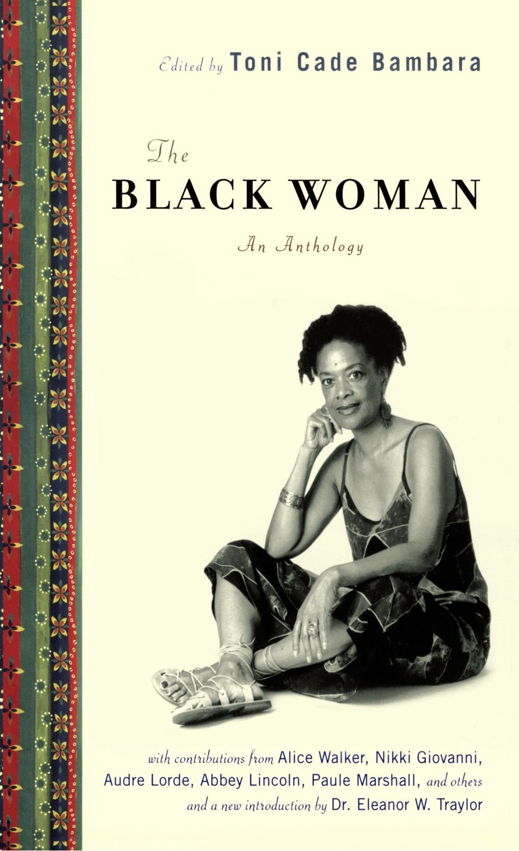 The Black Woman: An Anthology Edited by Toni Cade Bambara