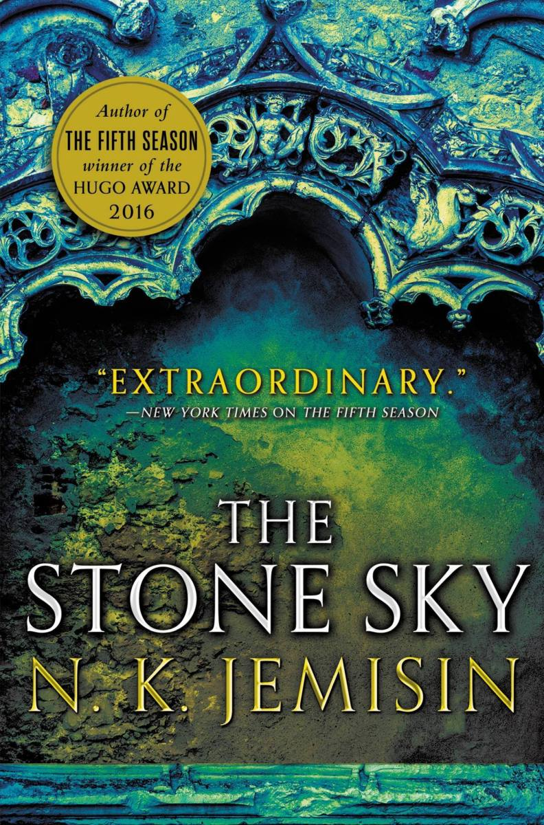 The Stone Sky by N.K. Jemisin (The Broken Earth Trilogy, Book 3)