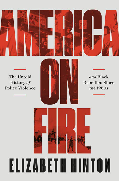 America on Fire (Pre-Order, May 18)