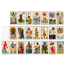 Load image into Gallery viewer, Black Power Tarot Deck