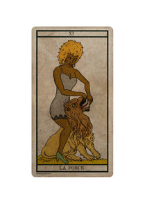 Black Power Tarot Deck