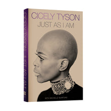 Load image into Gallery viewer, Just as I Am by Cicely Tyson (Pre-order, Jan 26)