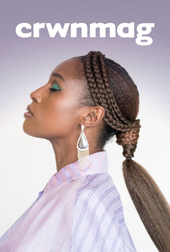 CRWN Magazine: Issa Rae | The Storytellers Issue (Pre-Order)