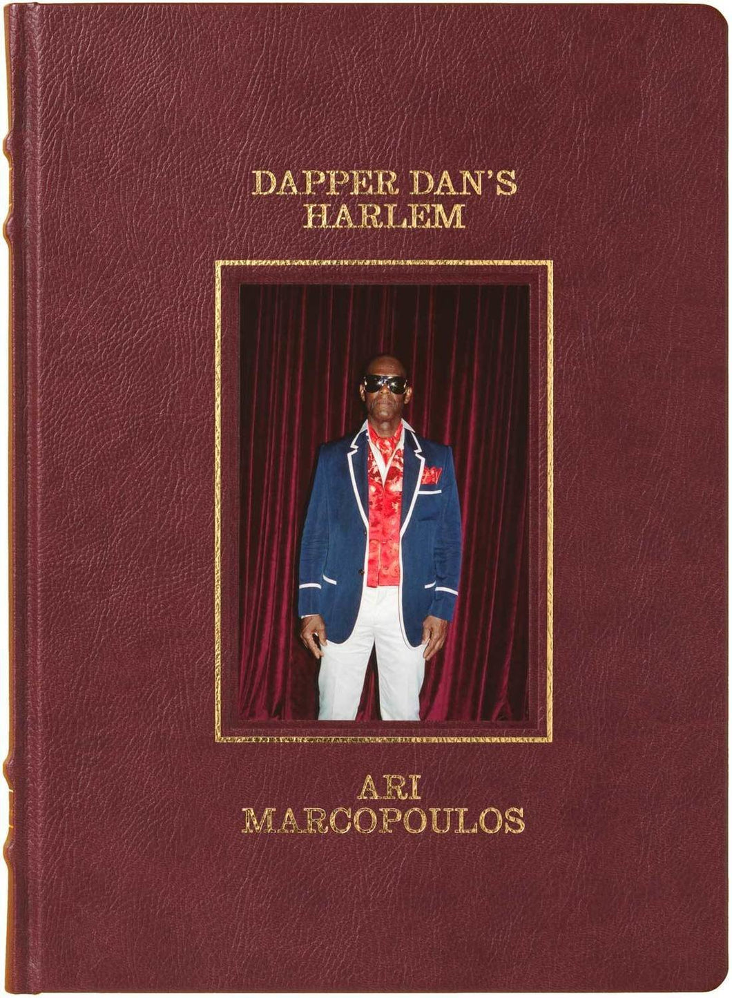 Gucci x Dapper Dan's Harlem by Ari Marcopoulos (First-Edition, Sealed)