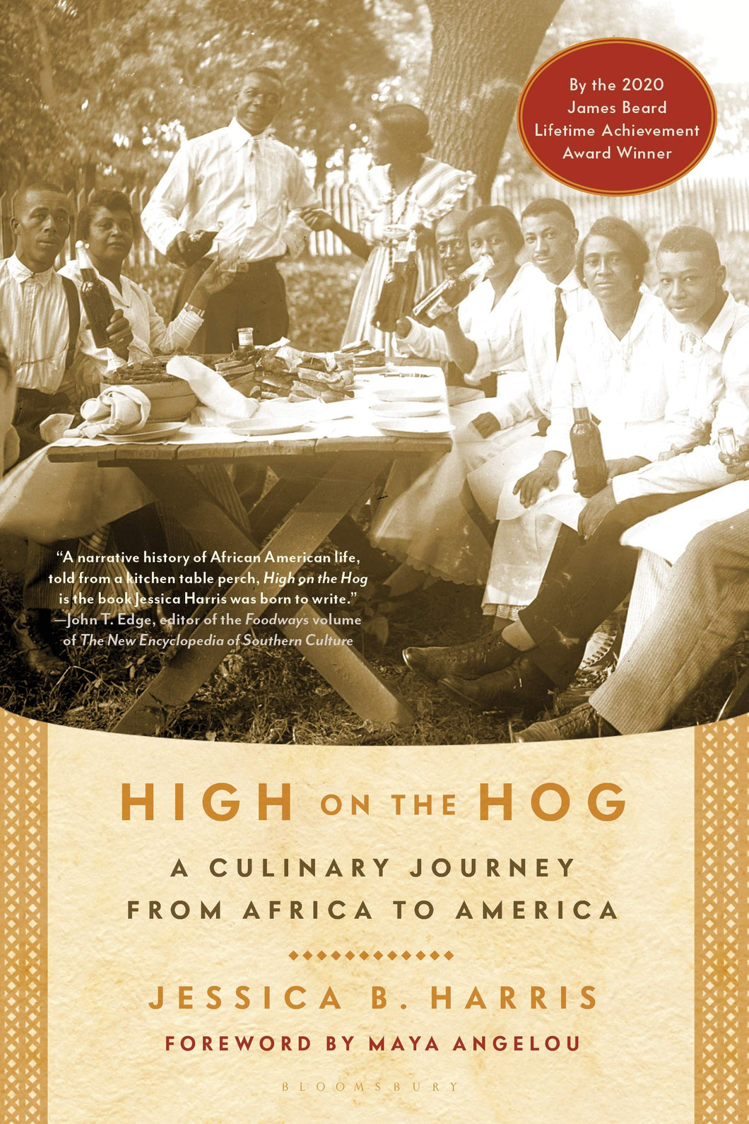 High on the Hog: A Culinary Journey by Jessica B. Harris