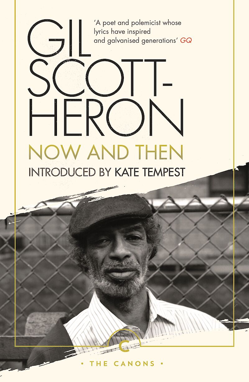 Now & Then by Gil Scott-Heron