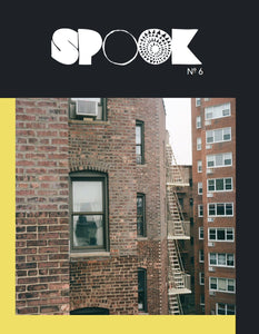 SPOOK: Issue 6 (The Fiction Issue)