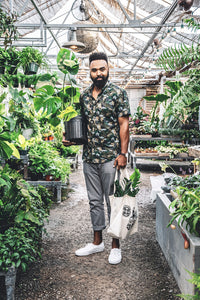 Wild at Home: How to Style & Care for Beautiful Plants by Hilton Carter