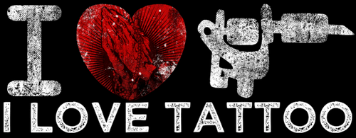 I Love Tattoo®