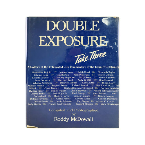 DOUBLE EXPOSURE TAKE 3 BY RODDY MCDOWALL - Flair Home Collection