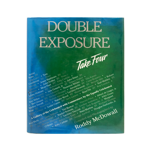 DOUBLE EXPOSURE TAKE 4 BY RODDY MCDOWALL - Flair Home Collection