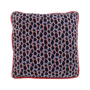 ABSTRACT PRINT PILLOW - Flair Home Collection