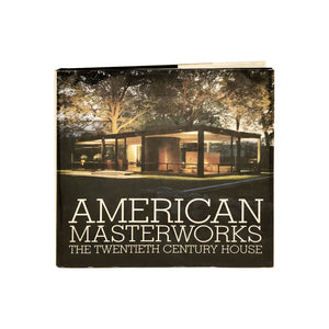 AMERICAN MASTERWORKS: THE TWENTIETH CENTURY HOUSE BY KENNETH FRAMPTON - Flair Home Collection