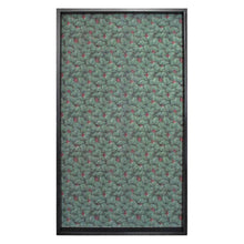 Load image into Gallery viewer, FRAMED 19TH CENTURY LEAF PATTERNED WALLPAPER PANEL - Flair Home Collection