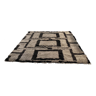 FLAIR HOME COLLECTION EXCLUSIVE MOROCCAN TRIBAL RUG - Flair Home Collection