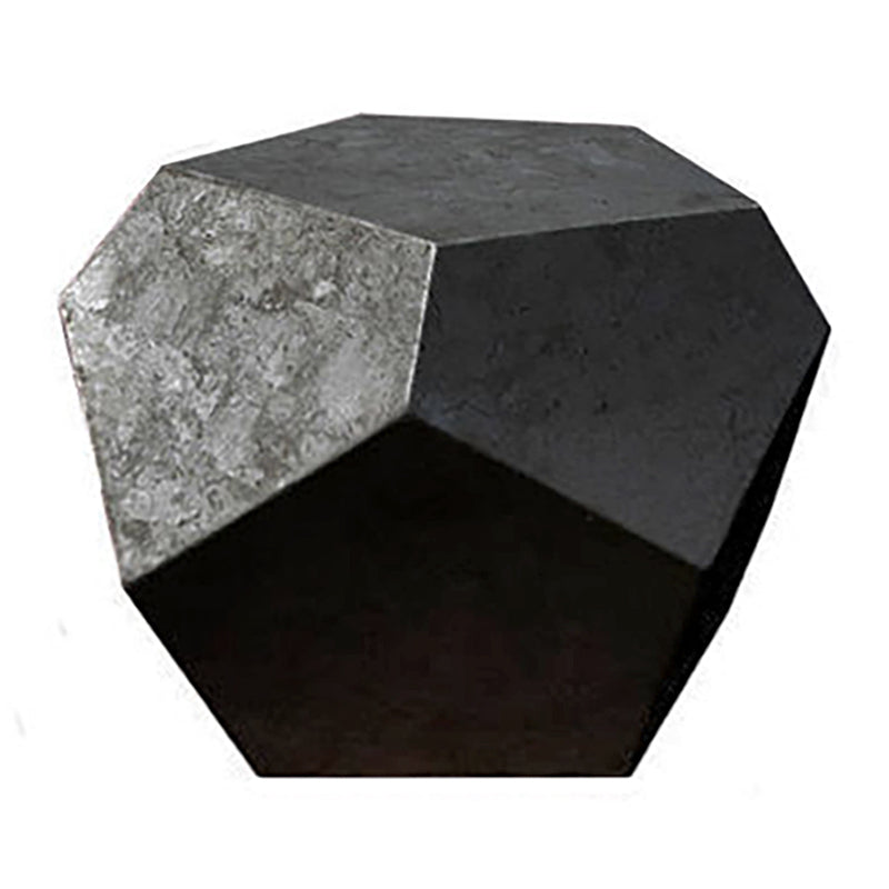 PIETRO POLYHEDRAL COCKTAIL TABLE - Flair Home Collection