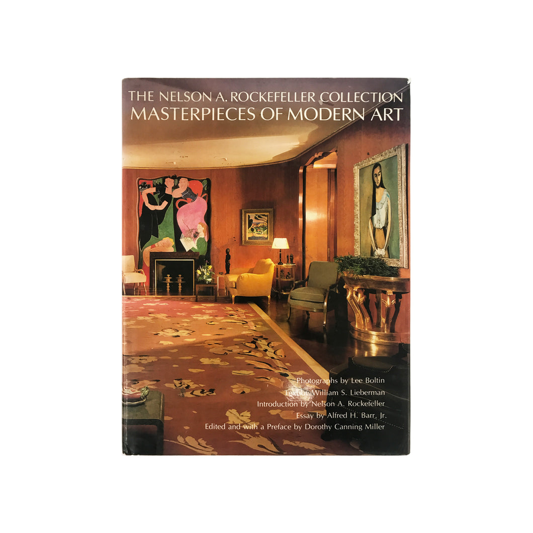 THE NELSON A. ROCKEFELLER COLLECTION: MASTERPIECES OF MODERN ART - Flair Home Collection