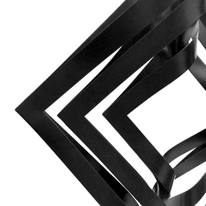 DOUBLE PRISM SCULPTURE - Flair Home Collection