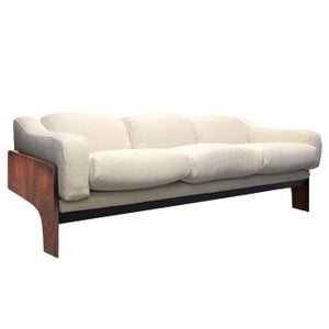 CLAUDIO SALOCCHI FOR SORMANI ROSEWOOD SOFA - Flair Home Collection