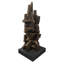 "Load image into Gallery viewer, ""CITIES IN DUST I"" TOTEM SCULPTURE - Flair Home Collection"