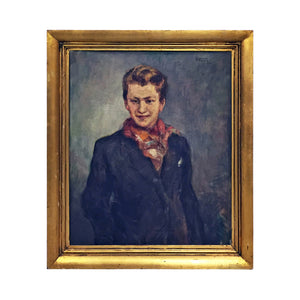 PORTRAIT OF A YOUNG MAN - Flair Home Collection