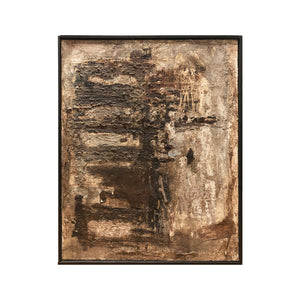 """ABSTRACT NEUTRALS I"" BY ALT MHEIM - Flair Home Collection"