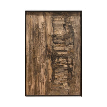 "Load image into Gallery viewer, ""ABSTRACT NEUTRALS II"" BY ALT MHEIM - Flair Home Collection"
