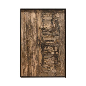 """ABSTRACT NEUTRALS II"" BY ALT MHEIM - Flair Home Collection"