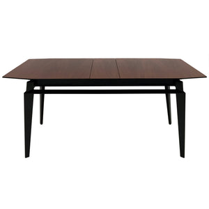 MIDCENTURY EXTENDABLE ROSEWOOD DINING TABLE BY VITTORIO DASSI - Flair Home Collection