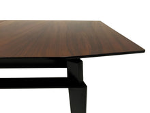 Load image into Gallery viewer, VINTAGE MIDCENTURY EXTENDABLE ROSEWOOD DINING TABLE BY VITTORIO DASSI - Flair Home Collection