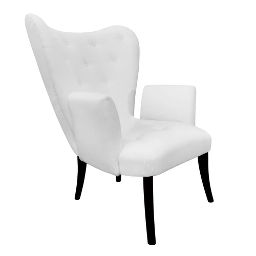 CUSTOM PAOLO ARM CHAIR - COM - Flair Home Collection