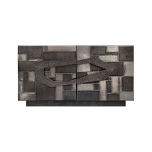 Load image into Gallery viewer, HANDMADE BRUTALIST WELDED SIDEBOARD - Flair Home Collection