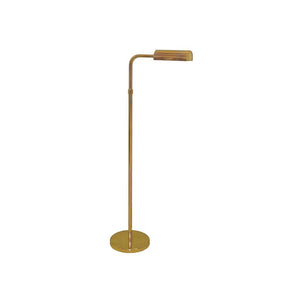 BRASS READING LAMP - Flair Home Collection
