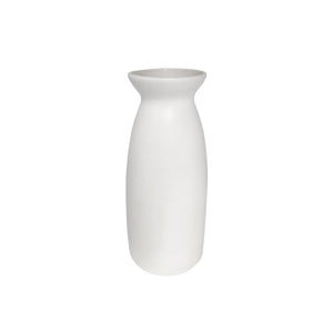 ALABASTER GLAZE CERAMIC VASE #1 - Flair Home Collection