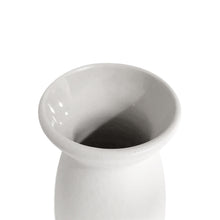 Load image into Gallery viewer, SMALL CERAMIC VASE WITH ALABASTER GLAZE - Flair Home Collection
