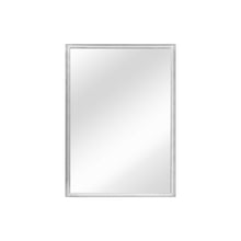 Load image into Gallery viewer, VINTAGE RECTANGULAR BEVELED CHROME FRAMED MIRROR - Flair Home Collection