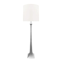Load image into Gallery viewer, NICKEL FLOOR LAMP BY TONELLO AND GRILLO - Flair Home Collection