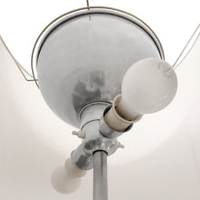 Load image into Gallery viewer, VINTAGE NICKEL FLOOR LAMP BY TONELLO AND GRILLO - Flair Home Collection