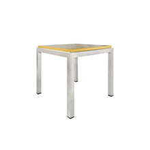 Load image into Gallery viewer, ROMEO REGA BRASS AND CHROME SIDE TABLE - Flair Home Collection