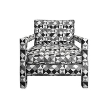 Load image into Gallery viewer, MILO BAUGHMAN STYLE LOUNGE CHAIR - Flair Home Collection