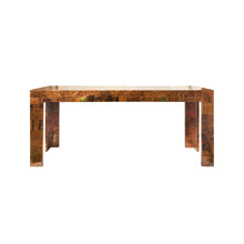 Load image into Gallery viewer, PAUL EVANS FOR DIRECTIONAL PATCHWORK METAL CONSOLE - Flair Home Collection