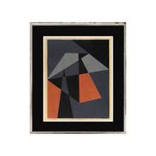 "Load image into Gallery viewer, ""HOMAGE TO THE PRISM"" ABSTRACT PAINTING BY PETER COOKE - Flair Home Collection"
