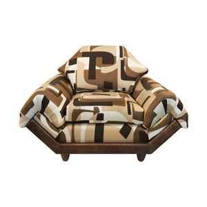 ADRIAN PEARSALL SCULPTURAL LOUNGE CHAIR - Flair Home Collection