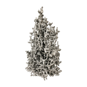 ALUMINUM SPILL CAST SCULPTURE - Flair Home Collection