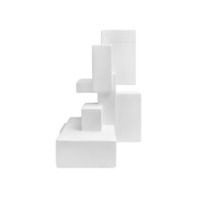 "Load image into Gallery viewer, ""POSITIVE SPACE 5.3"" TABLE TOP SCULPTURE - Flair Home Collection"