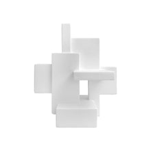 "Load image into Gallery viewer, ""POSITIVE SPACE 5.2"" TABLE TOP SCULPTURE - Flair Home Collection"