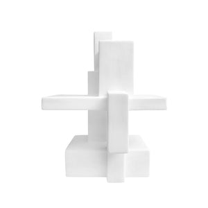 """POSITIVE SPACE 5.2"" TABLE TOP SCULPTURE - Flair Home Collection"