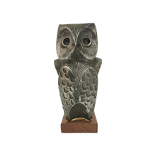 Load image into Gallery viewer, AUSTIN PRODUCTIONS MODERNIST OWL SCULPTURE - Flair Home Collection