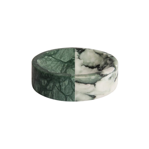POLAR BOWL IN FORESTA & FIORE MARBLE - Flair Home Collection