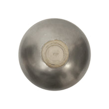 Load image into Gallery viewer, ROUND BURNISHED PLATINUM LUSTRE CERAMIC BOWL - Flair Home Collection